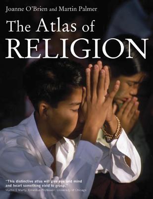 The Atlas of Religion - O'Brien, Joanne
