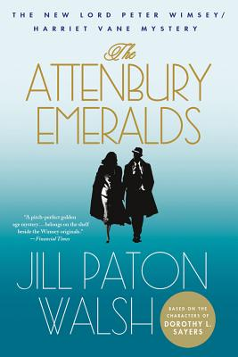 The Attenbury Emeralds - Walsh, Jill Paton, and Sayers, Dorothy L (Creator)