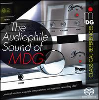 The Audiophile Sound of MDG - Andrea Lieberknecht (flute); Anette Maiburg (flute); Christian Zacharias (piano); Claudius Tanski (piano);...