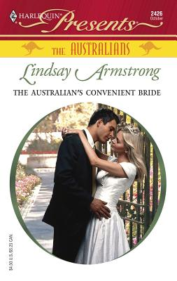The Australian's Convenient Bride - Armstrong, Lindsay