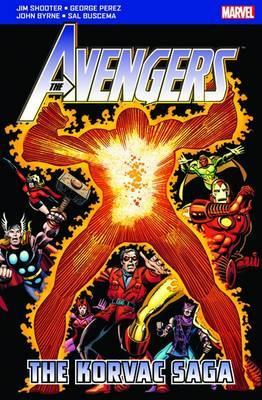 The Avengers: The Korvac Saga - Shooter, Jim
