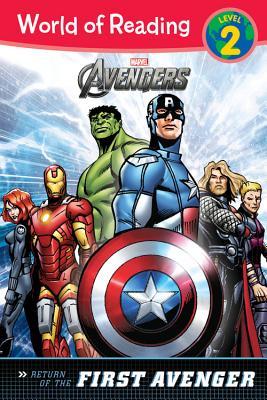 The Avengers: The Return of the First Avenger (Level 2) - Siglain, Michael