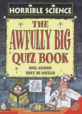 The Awfully Big Quiz Book - Arnold, Nick