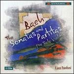 The Bach: The Sonatas and Partitas for Solo Violin