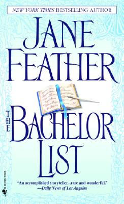 The Bachelor List - Feather, Jane