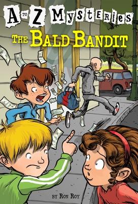 The Bald Bandit - Roy, Ron