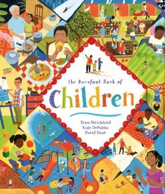 The Barefoot Book of Children - Strickland, Tessa, and Depalma, Kate