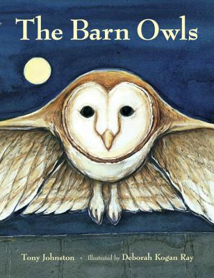 The Barn Owls - Johnston, Tony