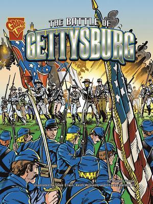 The Battle of Gettysburg - Burgan, Michael