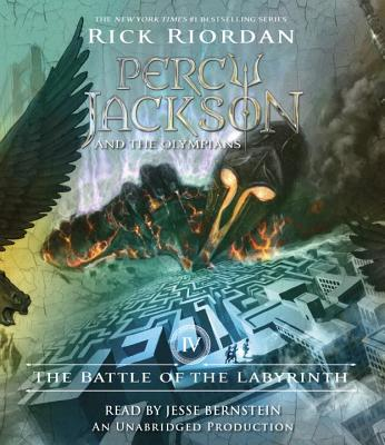 The Battle of the Labyrinth - Riordan, Rick, and Bernstein, Jesse (Read by)