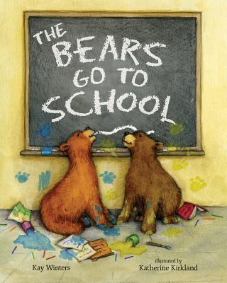The Bears Go to School - Winters, Kay