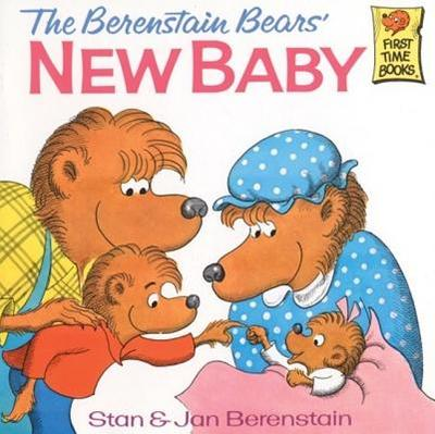 The Berenstain Bears' New Baby - Berenstain, Stan And Jan Berenstain