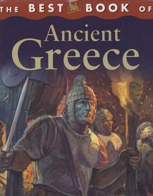 The Best Book of Ancient Greece - Weber, Belinda