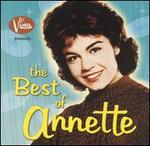 The Best of Annette [Buena Vista]