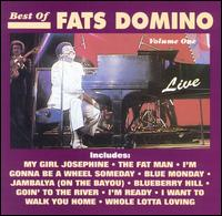 The Best of Fats Domino Live, Vol. 1 - Fats Domino