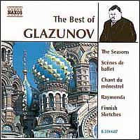 The Best of Glazunov - Ilya Kaler (violin)