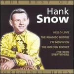 The Best of Hank Snow [Paradiso]
