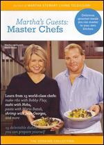 The Best of Martha Stewart Living Television, Vol. 8: Martha's Guests: Master Chefs