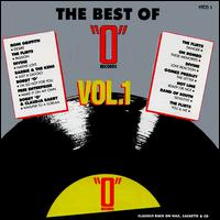 """The Best of """"O"""" Records, Vol. 1 - Various Artists"""