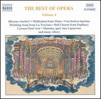 The Best of Opera, Vol. 4 - Camerata Transylvanica; Capella Istropolitana; Daniela Longhi (soprano); Ewa Podles (mezzo-soprano); Herbert Lippert (tenor);...