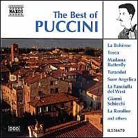 The Best of Puccini - Giorgio Lamberti (tenor); Jonathon Welch (tenor); Luba Orgonasova (soprano); Miriam Gauci (soprano); Nelly Miricioiu (soprano); Thomas Harper (tenor); Yordy Ramiro (tenor); Slovak Philharmonic Choir (choir, chorus)