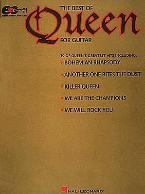 The Best of Queen for Guitar - Carlos