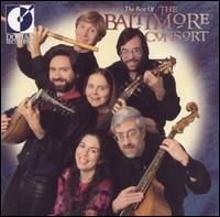 The Best of the Baltimore Consort - Alice Kosloski (alto); Baltimore Consort; Edwin George (recorder); Howard Bass (bandora); Merry Companions (vocals);...