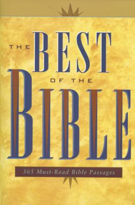 The Best of the Bible - Tyndale House Publishers, and Livingstone (Producer), and The Barton-Veerman Co (Producer)