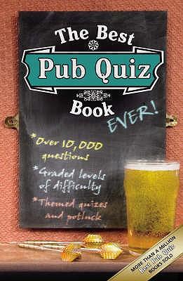 The Best Pub Quiz Book Ever! - Puzzle House