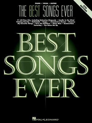 The Best Songs Ever - Hal Leonard Corp (Creator)