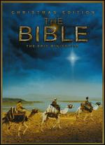 The Bible: The Epic Miniseries [Christmas Edition] [4 Discs] - Christopher Spencer; Crispin Reece; Tony Mitchell