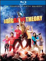 The Big Bang Theory: The Complete Fifth Season [3 Discs] [Blu-ray] -