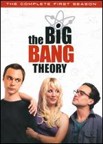 The Big Bang Theory: The Complete First Season [3 Discs] -