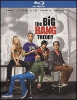 The Big Bang Theory: The Complete Third Season [2 Discs] [Blu-ray]