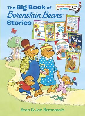 The Big Book of Berenstain Bears Stories - Berenstain, Stan, and Berenstain, Jan
