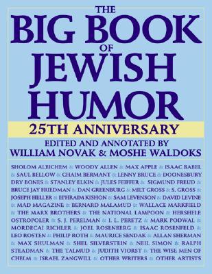 The Big Book of Jewish Humor - Novak, William, and Waldoks, Moshe