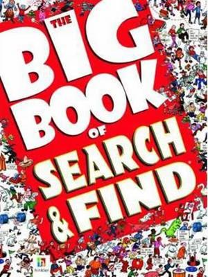 The Big Book Of Search & Find -