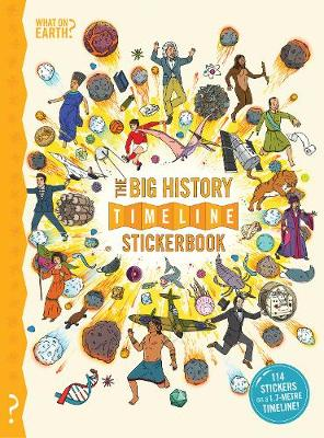 The Big History Timeline - Lloyd, Christopher, and Forshaw, Andy (Illustrator)