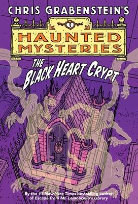 The Black Heart Crypt - Grabenstein, Chris