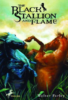 The Black Stallion and Flame - Farley, Walter