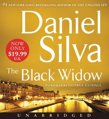 The Black Widow Low Price CD - Silva, Daniel, and Guidall, George (Read by)