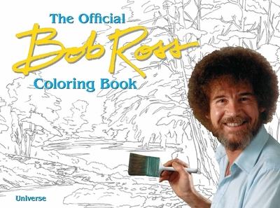 The Bob Ross Coloring Book - Ross, Bob
