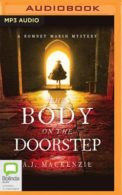 The Body on the Doorstep - MacKenzie, A. J., and Jerrom, Ric (Read by)