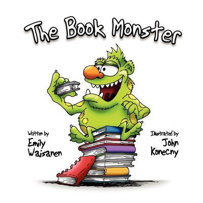 The Book Monster - Waisanen, Emily