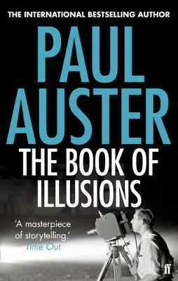 The Book of Illusions - Auster, Paul
