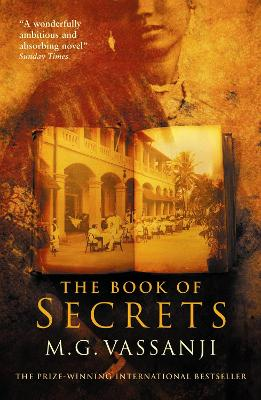 The Book of Secrets - Vassanji, Moyez