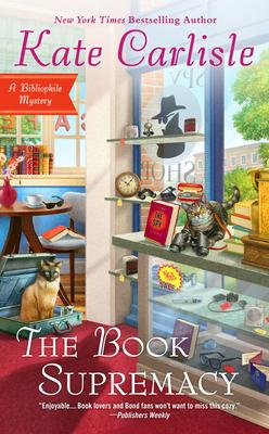 The Book Supremacy - Carlisle, Kate