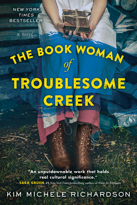 The Book Woman of Troublesome Creek - Richardson, Kim Michele