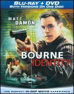 The Bourne Identity [2 Discs] [With Movie Cash] [Blu-ray/DVD]