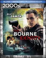 The Bourne Identity [Includes Digital Copy] [UltraViolet] [Blu-ray]